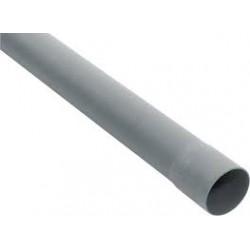 TUYAU PVC NF D125 BARRE DE 4ML