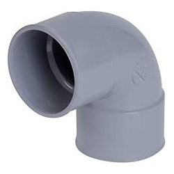 COUDE PVC 45° MALE-FEMELLE...